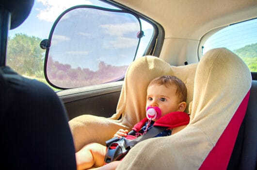 Best Baby Car Sun Shades to Reduce Glare