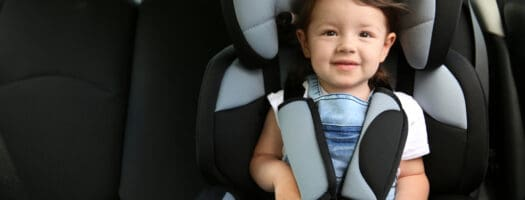 Best Car Seat Travel Trays for the Journey