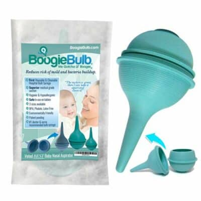 BoogieBulb Booger Sucker