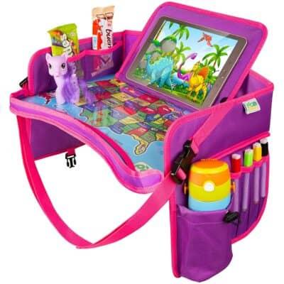 Ecofantasy Kids Car Seat Tray