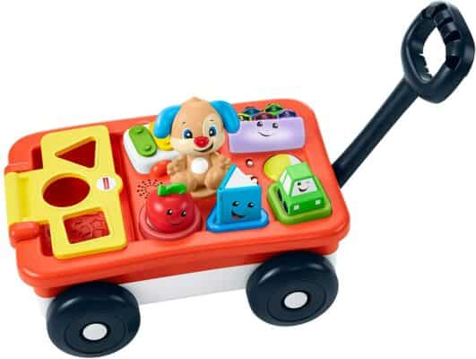 Fisher-Price Laugh & Learn Learning Wagon