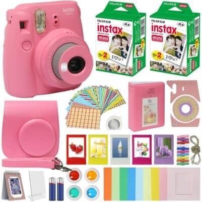 Fujifilm Instax Mini 9 Instant Kids Camera