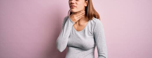 Sore Throat While Pregnant: No Cause for Alarm