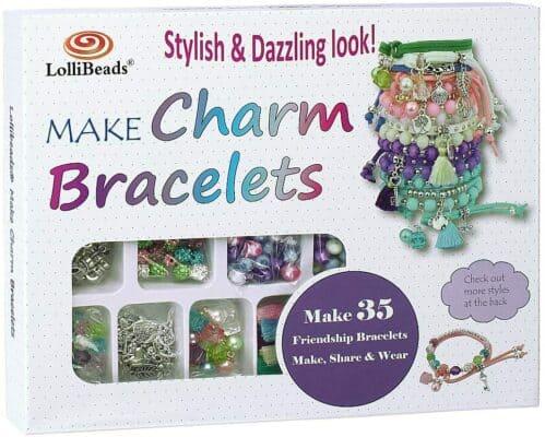 LolliBeads Make Charm Bracelets Kits