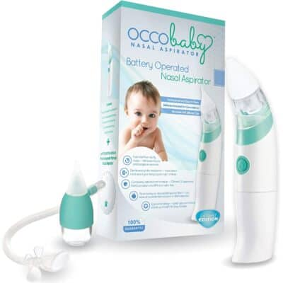 OCCObaby Baby Nasal Aspirator
