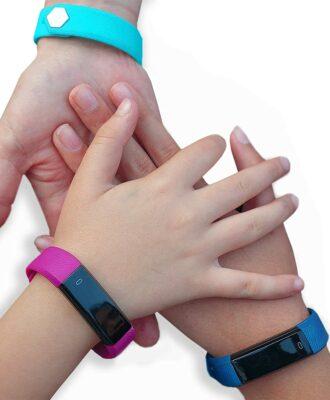 TRENDY PRO Kids' Fitness Tracker