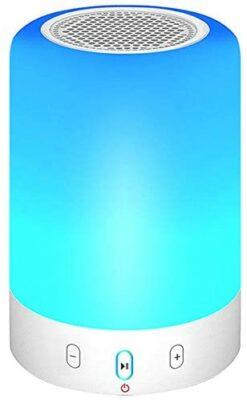 VOCH Night Light Bluetooth Speaker