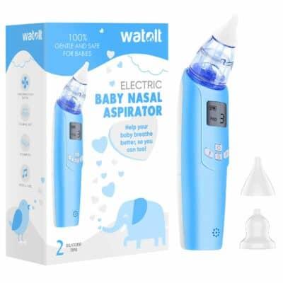 Watolt Electric Baby Nasal Aspirator