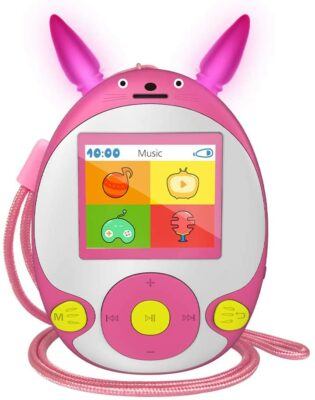 WiWoo Bluetooth MP3 Player for Kids