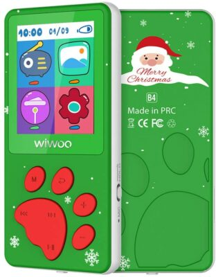 WiWoo MP3 Player for Kids