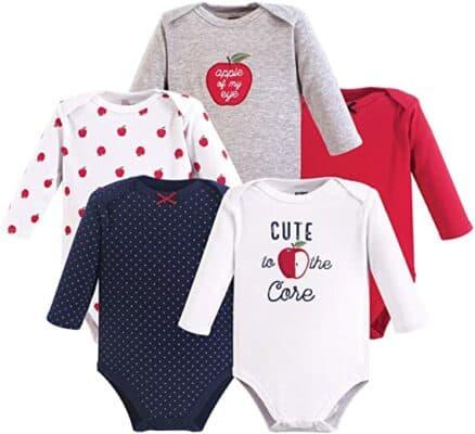 Hudson Baby Bodysuits