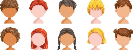 How to Figure Out the Hair Color of Your Baby