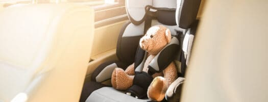 Old Car Seats: What You Can Do to Recycle and Re-Use Them