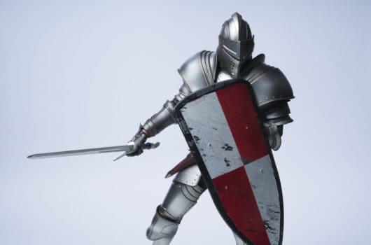43 Names That Mean Shield