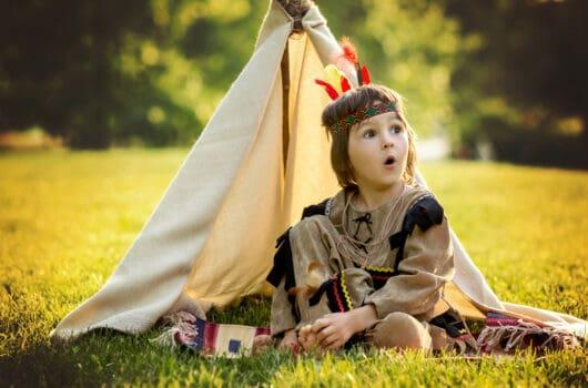 50 Native American Boy Names