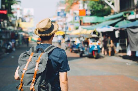 41 Names That Mean Traveler