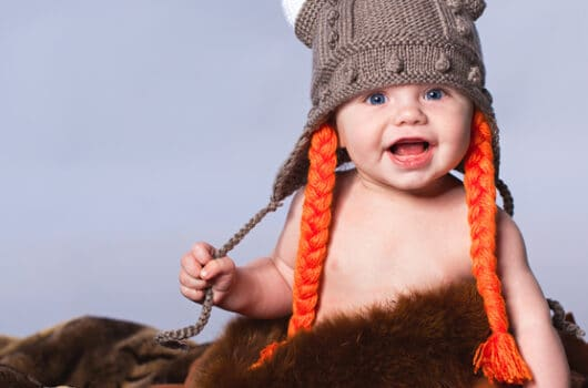 50 Old Norse Baby Names for Your Little Viking