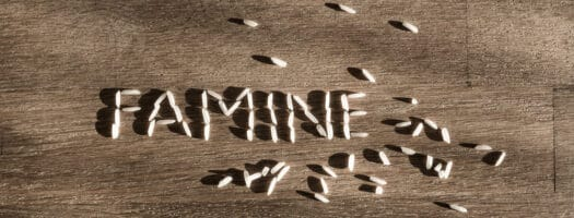 6 Names That Mean Famine
