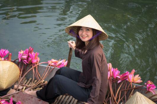 50 Vietnamese Names for Girls